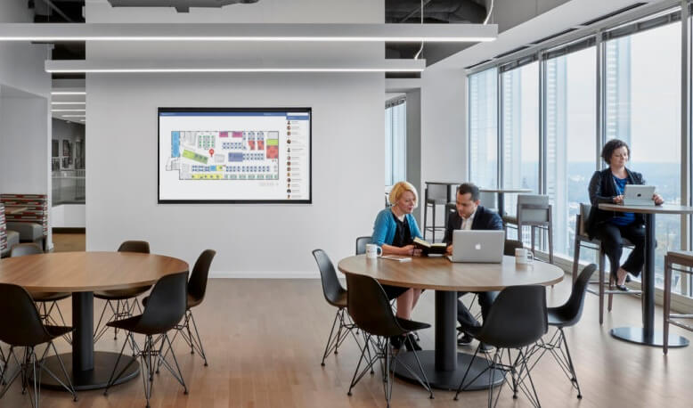 OfficeSpace visual directory
