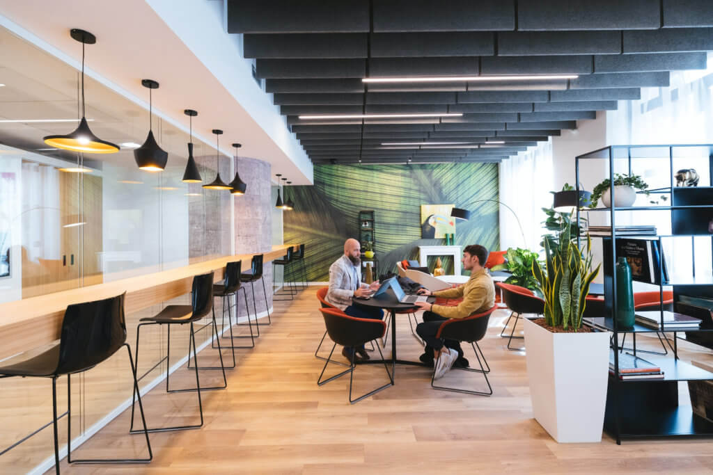 activity-based workspace (ABW)