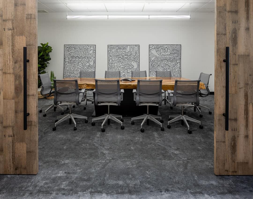 Aura Design office space