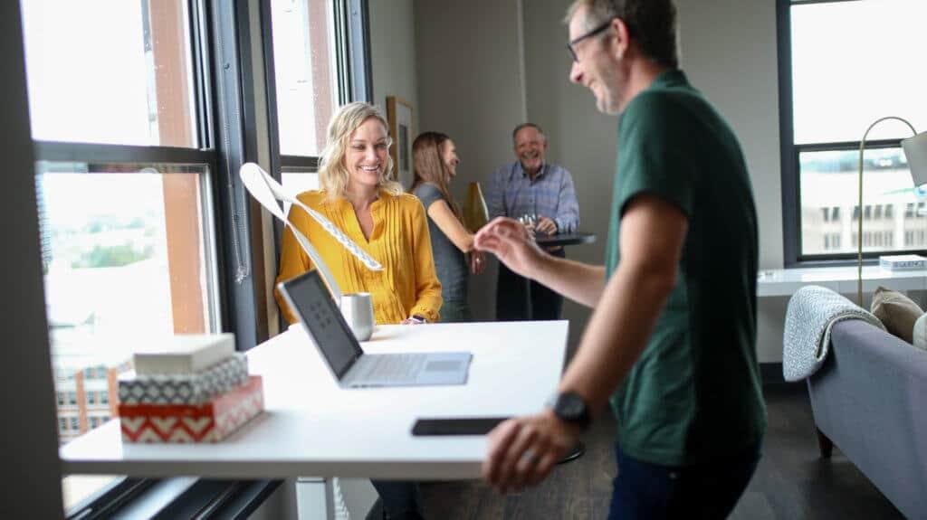 desk booking software benefits