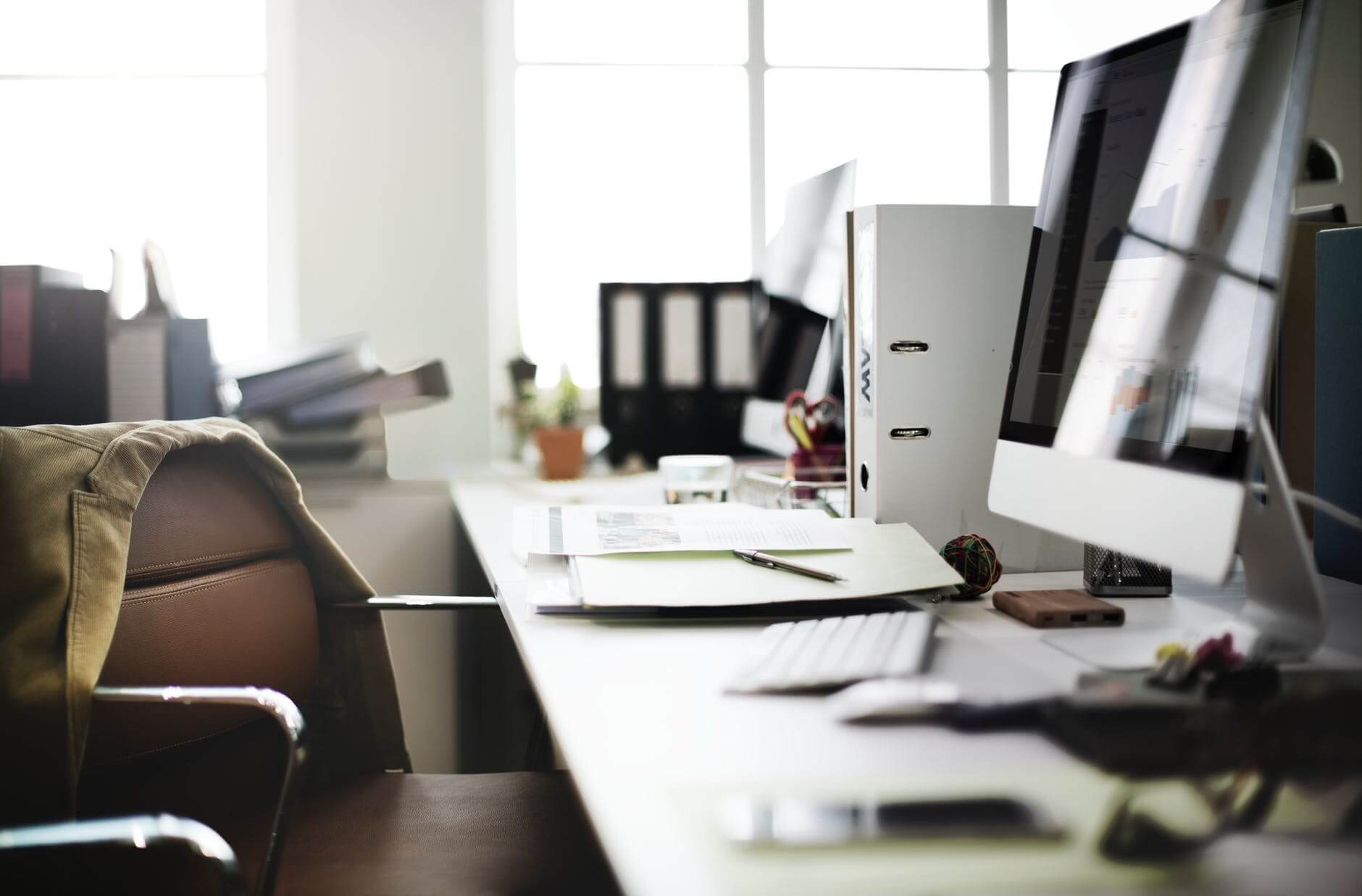 Personal comfort in workspace and change management