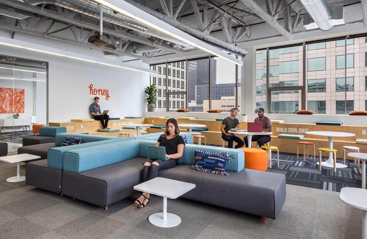 Honey office space