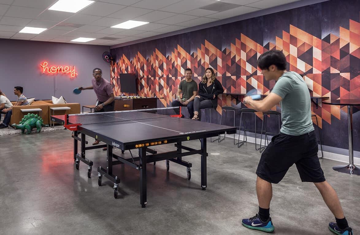 Honey ping pong