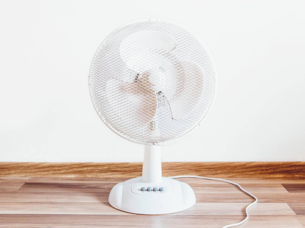 office fan HVAC productivity