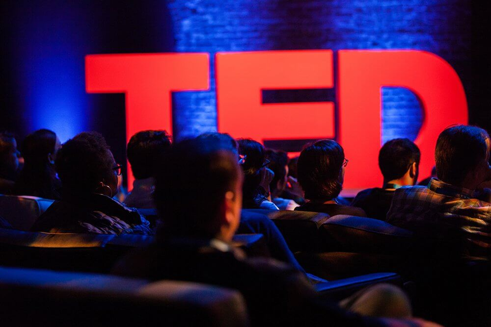 saas software ted talk conference