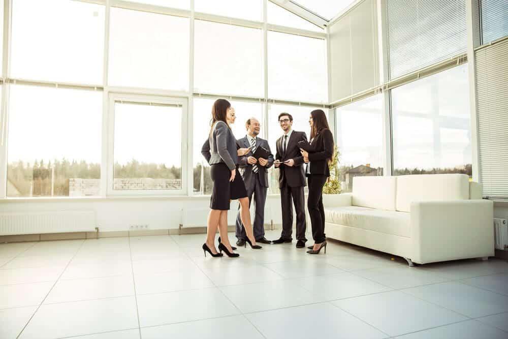 Standing meetings create engagement