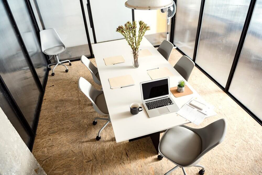 Take advantage of unused space in the office